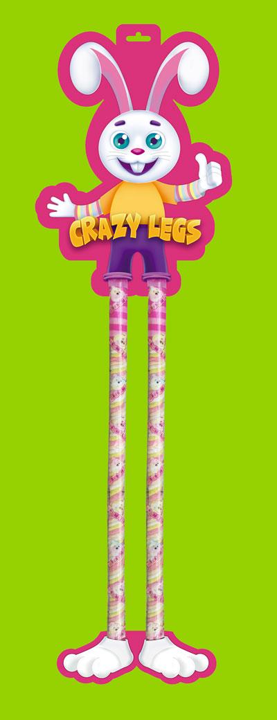 RICKY JOY - PRODUCT - CRAZY LEGS